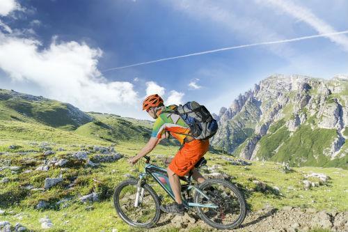 estate sulle dolomiti per bikers