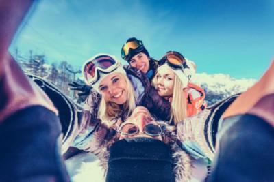 Settimana bianca a Cortina con scuola sci