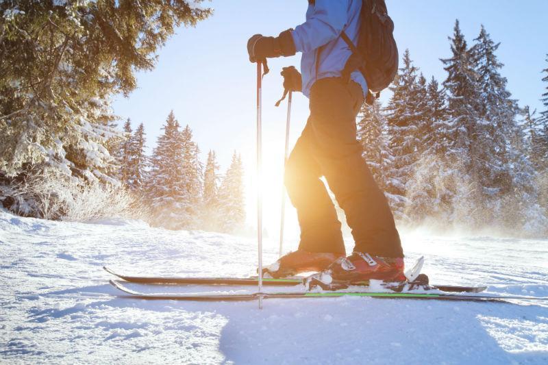 imparare lo sci da adulti