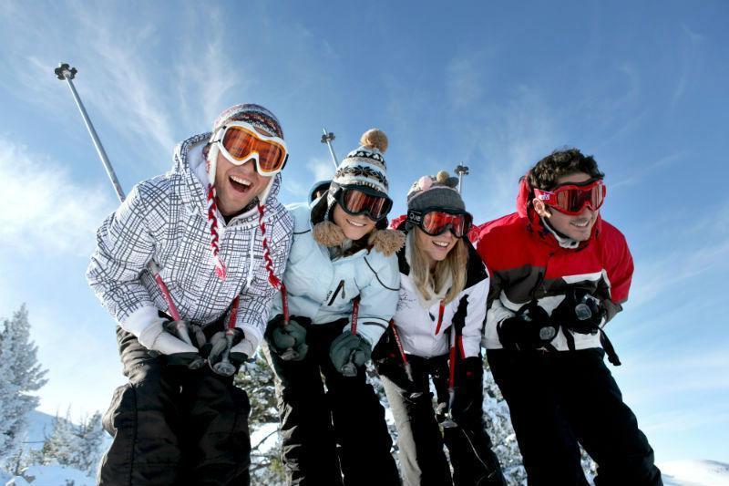 dolomiti ski school