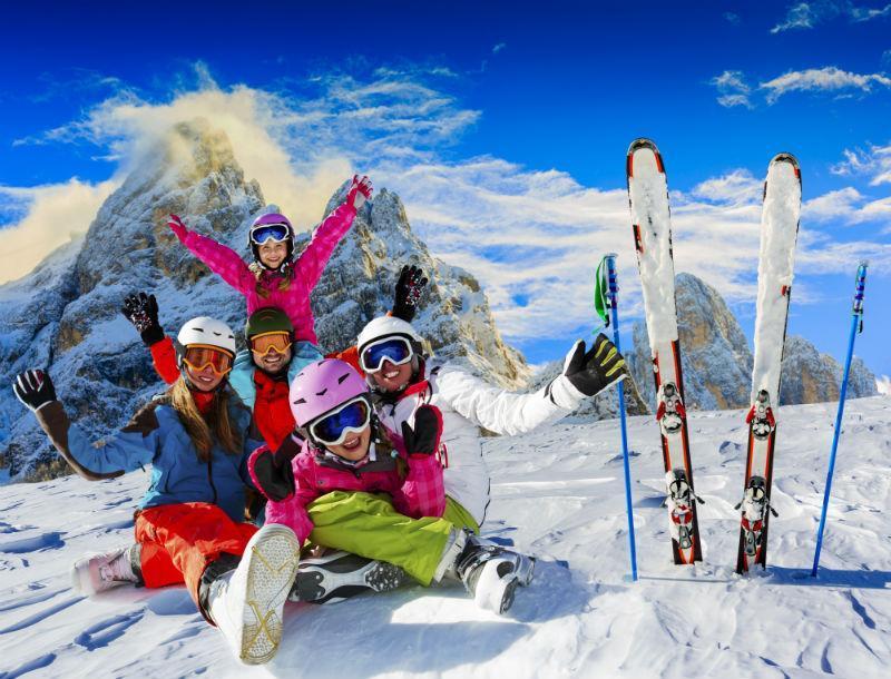 Lezioni di sci Cortina