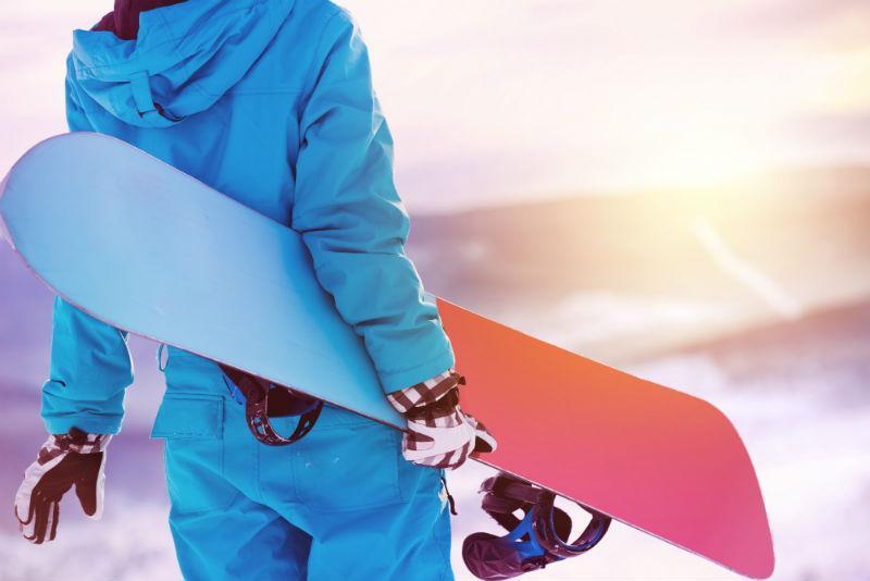 5 buoni motivi per fare un corso di snowboard